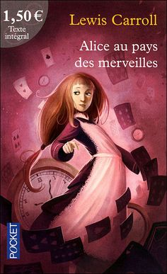 Alice au pays des merveilles - Lewis Carroll