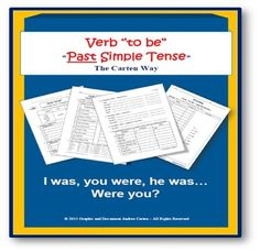 """ESL: Verb to be  Past Simple TenseDirections and ideas on how to use this great document:Verb tenses in English is are often a challenge for our ESL - ELL - TESL learners, so this document is meant to help them learn with a nice variety of activities:  Learning to conjugate Finding and Correcting the Mistakes Matching Unscramble Pronouns and Translation Answer KeysNote that the same document is also available for ESL learners with the verb """"to be"""" in the Present Simple Tense and with the ..."""