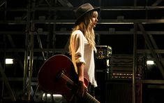 Taylor Swift at the 2012 VMA promo shoot.