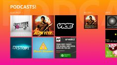 Best Apps For Windows 8 | Podcasts! | WinRTSource.com