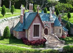 California - Disneyland - Storybook Land Canal Boats (5) by jared422_80, via Flickr