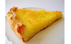 tarte de coco