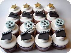 Mini Cupcakes Hollywoodianos Cupcake Hollywood – La Sucrerie