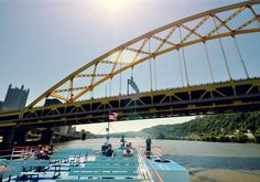 12 Powerful Pictures of Pittsburgh's Past, Present & Future - The 412 - July 2015 #Pittsburgh #Photography #412