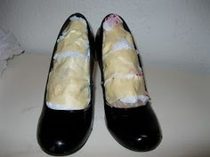 to spray paint shoes more sprays ideas thrifty chic spray paint shoes. Black Bedroom Furniture Sets. Home Design Ideas