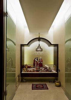 Puja Room Designs - Architect Rajesh Patel