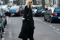 Street Style de Fashion Week Paris