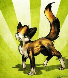 Warrior cats my way - Spottedleaf - Wattpad