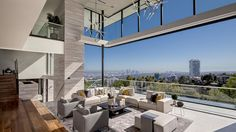 Digne demeure pour un millionnaire voire milliardaire, la résidence affiche toute sa splendeur