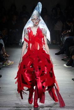Comme des Garçons - Spring 2015 Ready-to-Wear - Look 22