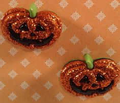 Fun Whimsical Spooky Halloween earrings. Posts only. by RockinRobinsBling, $5.00