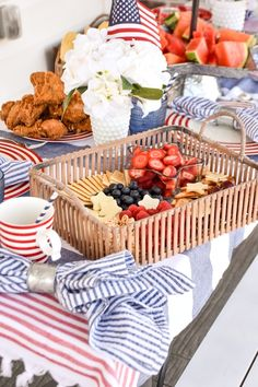 4th Of July Party, Fourth Of July, Perfect Triangles, Thinking Outside The Box, Charcuterie Board, Holiday Fun, Holiday Decor, Independence Day, Bbq