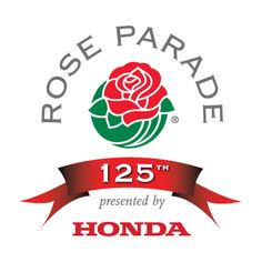 We are going to the Rose Parade to celebrate their 125th anniversary!  Theirs not ours :-)