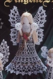 Zdjęcie - 19.07.2011 - stora   Fotosik.pl Crochet Christmas Decorations, Christmas Ornaments, Decoupage, Holiday Decor, Diy, Home Decor, Albums, Tinkerbell, Picasa