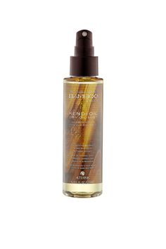 Keep color-treated hair in tip-top shape with a spritz of this dry mist—a kick-ass combo of smoothing kendi oil and strengthening bamboo—that banishes frizzy ends and locks in color. ALTERNA Haircare Bamboo Smooth Kendi Oil Dry Mist, $25; sephora.com.