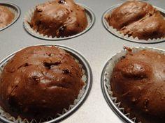 Protein Muffin Schoko Nuss