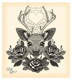 deer traditional - Buscar con Google