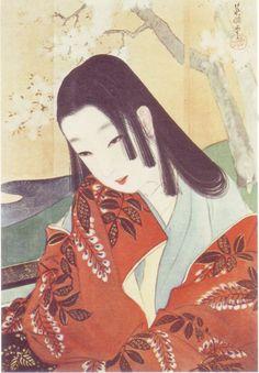 Hirezaki Eihou (鰭崎英朋) 1881-1968