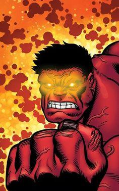 Comic Book Heroes, Comic Books Art, Comic Art, Book Art, Avengers, Hulk Marvel, Dc Comics Superheroes, Marvel Dc Comics, Dragon Ball