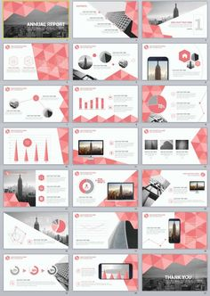 21+ Annual Report PowerPoint Template