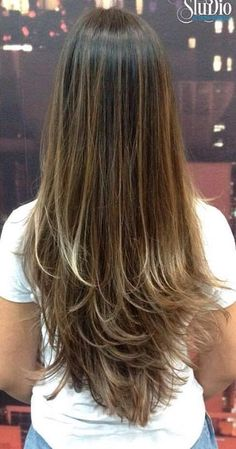 trendy ideas for brown hair inspiration long Haircuts For Long Hair With Layers, Haircuts Straight Hair, Long Layered Hair, Long Hair Cuts, Long Hair Styles, Blonde Hair Looks, Dark Blonde Hair, Gorgeous Hair Color, Beautiful Long Hair