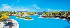 Stunning pool at Melia Las Dunas resort Santa Maria Cuba, All Inclusive Vacation Packages, Hotel Lounge, Santa Clara, Just Relax, White Sand Beach, Adults Only, World, Places