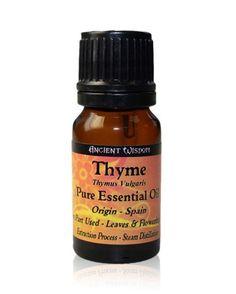 Ulei_esential_de_Cimbru_Thymus_Vulgaris_10ml_-_Ancient_Wisdom Pure Oils, Pure Essential Oils, Eucalyptus Globulus, Parts Of A Plant, Citronella, Geraniums, Virginia, Wisdom, Pure Products