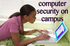 computer security on campus #computer #computersecurity