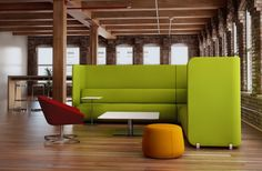 When you work with us, you don't have to worry about limitations on colors, shapes, or sizes. All of StrongProject's furniture collections are available in hundreds of finishes to fit your unique company culture. A project expert can help you decide the best pieces for your new commercial office.