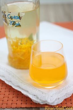 liqueur de Clementine Corse                                                                                                                                                                                 Plus