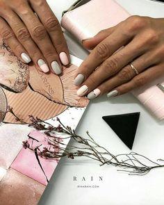 What manicure for what kind of nails? - My Nails Cute Nails, Pretty Nails, Hair And Nails, My Nails, Palm Tree Nails, Nail Patterns, Square Nails, Gold Nails, Nail Arts