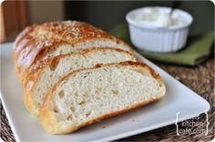 Rosemary bread - something to use my new fresh rosemary plant!