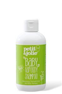 Reinigt en verzorgt de tere babyhuid en het haar op een milde wijze. De speciale samenstelling zorgt voor een soepele huid en voorkomt uitdroging.