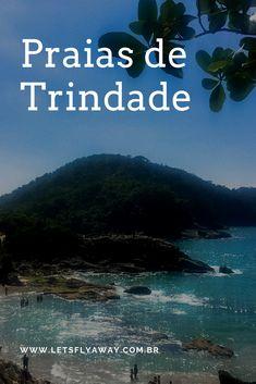 Praias de Trindade no RJ, um post que faz parte de uma blogagem coletiva falando sobre praias pelo mundo. Trindade é pura natureza e mar verde. #praiaspelomundo