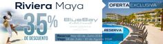 Aprovecha y vete  a la Riviera Maya!