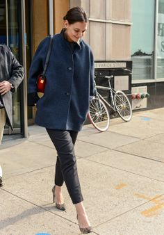 Look of The Moment | Katie Holmes - NYTimes.com