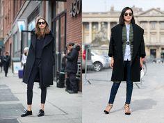Модный зимний гардероб для женщин 40-50 лет | Femmie