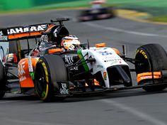 Force India-Mercedes  F1 Team