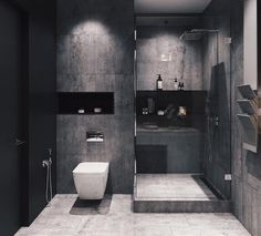 Home decoration In general, the overall design is not wrong! But good design usually requires excellent design. Bathroom Design Luxury, Modern Bathroom Design, Bedroom Modern, Bad Inspiration, Bathroom Inspiration, Home Decor Instagram, Mansion Designs, Home Decor Shops, Best Interior Design