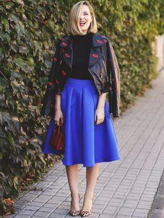 3c251cd17b7deb Les 9 meilleures images de Robe jupe | Jupe mi longue, Mode et ...