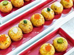 Receta de mini tortillas de atún y patata