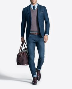 Gentleman Style 466192998926434171 - – Forecast – Autumn 2015 Source by Mens Fashion Suits, Mens Suits, Fashion Menswear, Stylish Men, Men Casual, Smart Casual, Casual Menswear, Casual Attire, Dress Casual