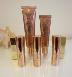 New Tanya Burr cosmetics from the 'glow your own way' collection and lipsticks – Jenn McKay