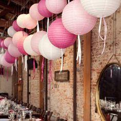 1pcs mix size (15,20,25,30,40cm) Chinese paper lantern wedding decoration party decorations for choosing wedding hanging lantern on Aliexpress.com | Alibaba Group                                                                                                                                                                                 More