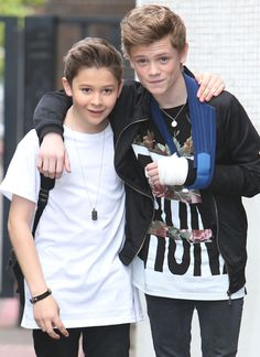 Bars & Melody these two amazing singer/rapper are epic and totally worth a look