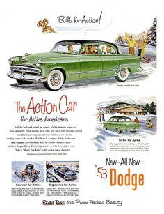 Dodge, LIFE 16 Feb 1953