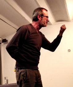 Ci è venuto a trovare il grande Rocco Papaleo che girerà il suo prossimo film in #Uruguay. GUARDA: http://ow.ly/M5nsd