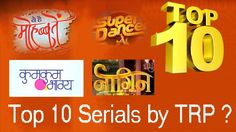 top 10 TV serials by TRP 2016