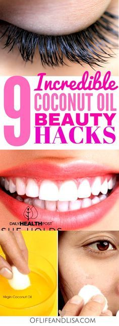 Coconut oil has so many uses. It will become your favorite item in your beauty regimen.