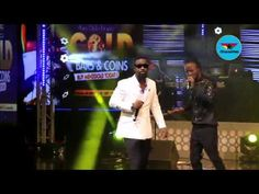Patrons of Becca UNVEILED are excited when Sarkordie walks on stage to perform with Akwaboah   #Becca UNVEILED #Sarkodie performs with Akwaboah at #Sarkodie performs with Akwaboah at Becca UNVEILED #Sarkodie performs with Akwaboah at Becca UNVEILED (Video) #Video
